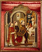 The Mass of Saint Gregory