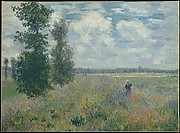 Poppy Fields near Argenteuil