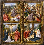 Four Scenes from the Passion