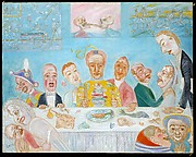 Comical Repast (Banquet of the Starved)