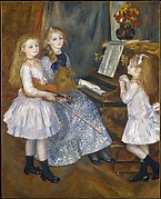 The Daughters of Catulle Mendès, Huguette (1871–1964), Claudine (1876–1937), and Helyonne (1879–1955)