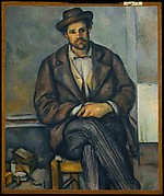 Seated Peasant