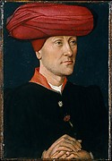 Portrait of a Man in a Turban