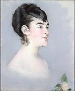 Mademoiselle Isabelle Lemonnier (1857–1926)