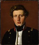 Valdemar Hjartvar Købke (1813–1893), the Artist's Brother