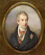 Prince Klemens Wenzel Lothar von Metternich (1773–1859)