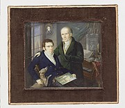 Joseph and Karl August von Klein