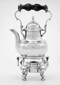 Miniature kettle with brazier