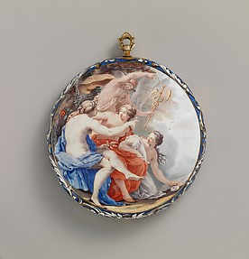 The Rape of Europa and Mercury and the Three Graces