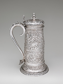 Flagon (one of a pair)