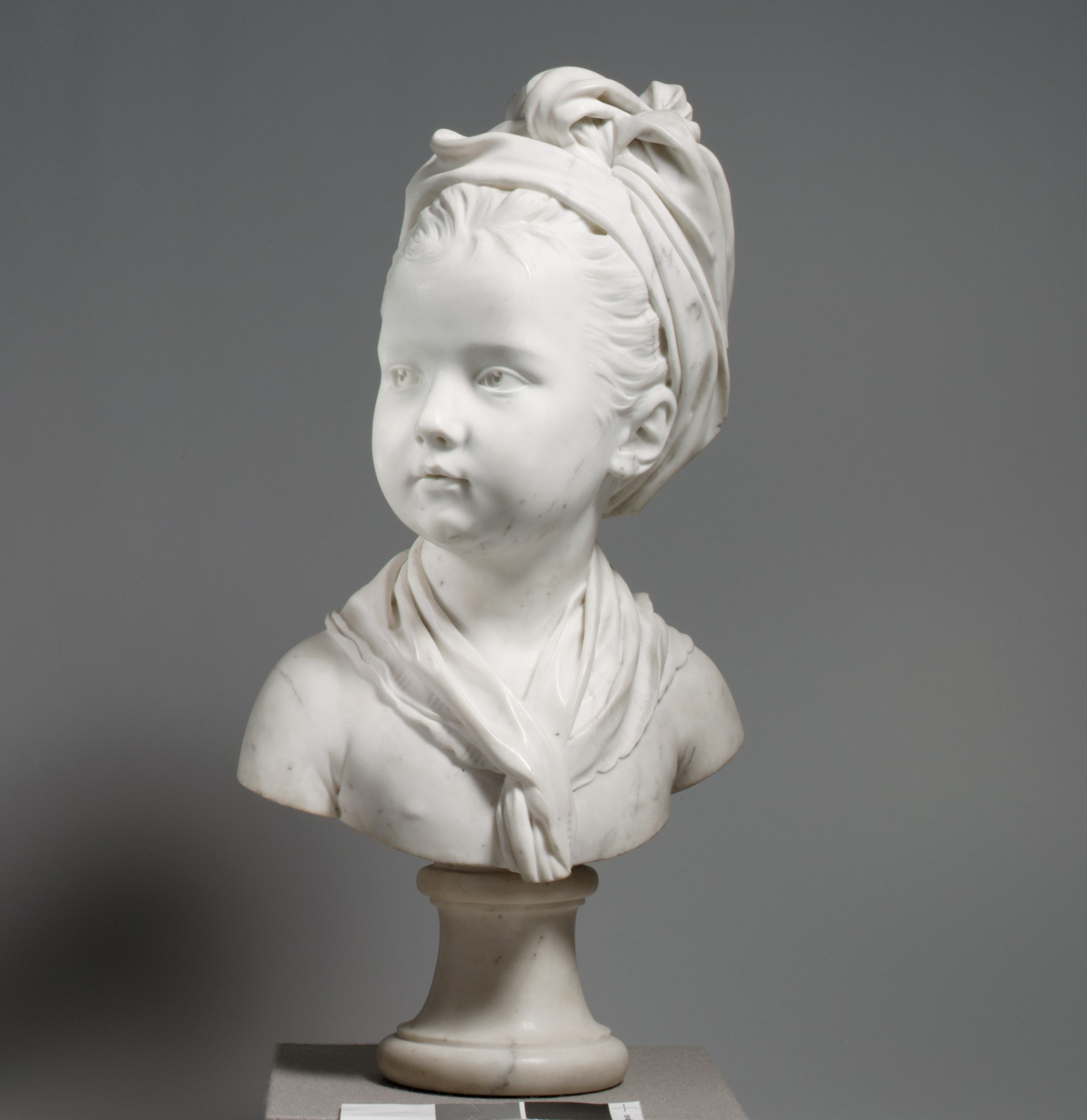 after a model by jean antoine houdon jean jacques rousseau  louise brongniart