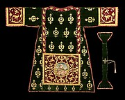 Dalmatic and maniple