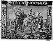 The Seizure of Cassandra by Ajax from a set of The Horses