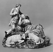 Cavalier and Sleeping Shepherdess