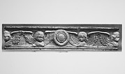 Mantel frieze