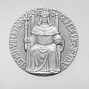 Struck in Commemoration of 7th Centenary of the Death of Frederick II, Ruler of the Two Sicilies and Emperor of the Holy Roman Empire (b. 1194, r. 1208, e. 1215, d. 1250)