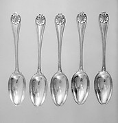 Twelve spoons