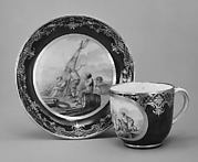 Cup (Gobelet bouillard) (part of a service)