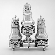 Miniature cruet with cover