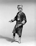 King's Oriental attendant