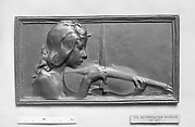 Nude bust of girl playing the violin (Le Violon)