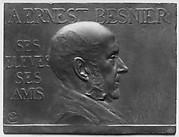 Portrait of Dr. Ernest Besnier