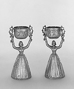 Wager cup (one of a pair)