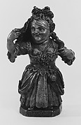 Dwarf as Galatea (one of a pair)