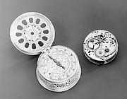 Table clock-watch