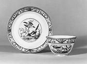 Teacup (part of a service)