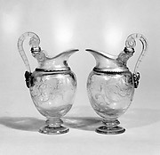 Altar cruet (one of a pair)