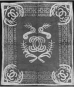 Carriage cloth