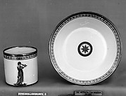 Saucer (part of a coffee service)