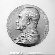 Léon Joseph Florentin Bonnat (1833-1922), member of the Institute in 1874