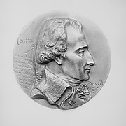 Georges Couthon (1756–1794), Member of the Revolutionary Convention of 1792; one of the Triumvirate with Robespierre and Saint-Just, with whom he was guillotined