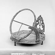 Portable equatorial sundial