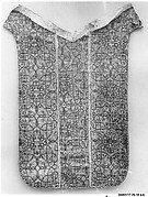 Part of a chasuble