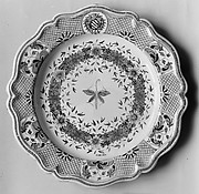 Dish (underdish for a tureen)