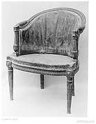 Desk chair (Fauteuil de bureau)