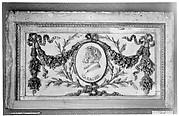 Overdoor panel (from a set of six)