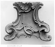 Pediment fragment