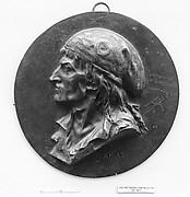 Portrait of Jean Paul Marat (1743-1793)