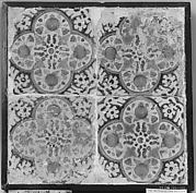 Tile (part of a set of four)