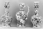 Pair of bottle vases