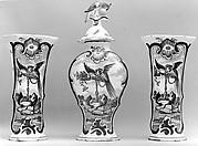 Pair of beakers