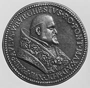 Pope Paul V (Camillo Borghese), 1552-1621