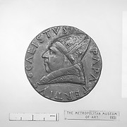 Pope Calistus III (Alphonso de Borgia, 1455-1458)