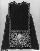 Part of a dalmatic