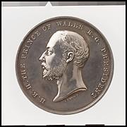 Prince Albert Technological Exam Medal