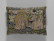 Bible cushion